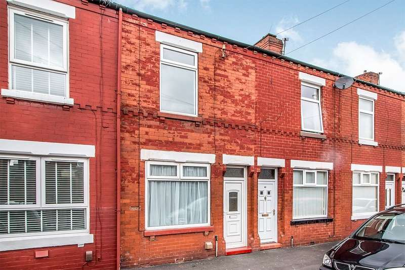 2 Bedrooms Terraced House for sale in Bolton Street, Stockport, SK5