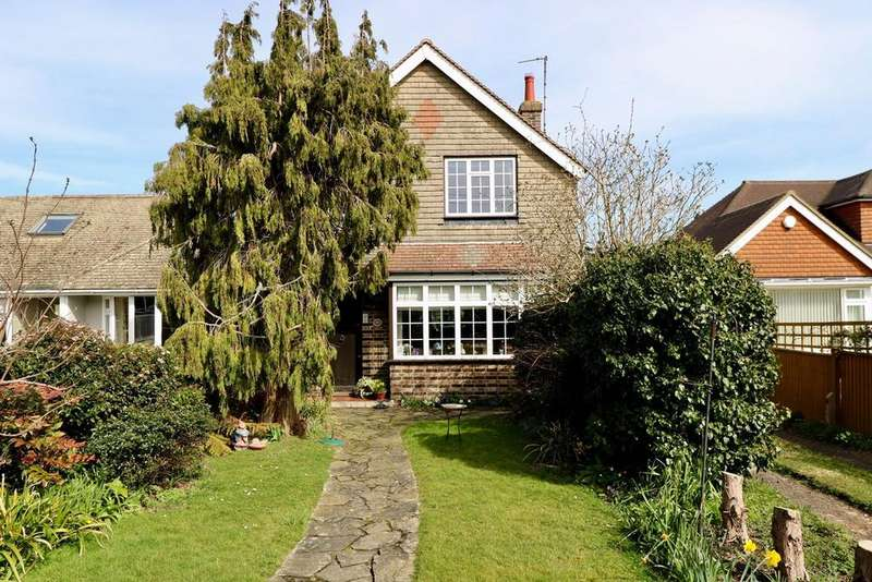3 Bedrooms Detached House for sale in Wannock Lane, Wannock, Eastbourne, BN20