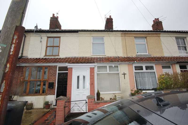 3 Bedrooms Property for sale in Belsize Road, Norwich, NR1