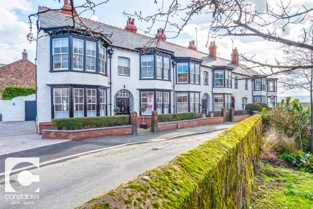 4 Bedrooms Semi Detached House for sale in Mostyn Square, Parkgate, Neston, Cheshire