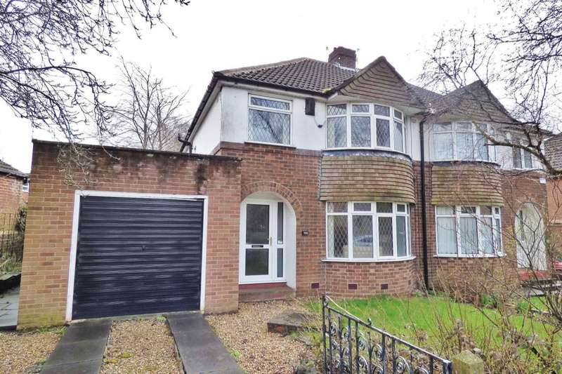3 Bedrooms Semi Detached House for sale in Rhodesway, Bradford, BD8