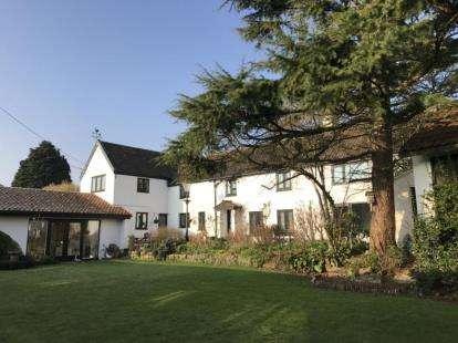 5 Bedrooms Detached House for sale in Wetlands Cottage, Portishead, Bristol