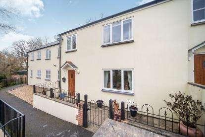 2 Bedrooms Terraced House for sale in Bridge Street, Hatherleigh, Okehampton