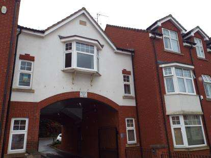 1 Bedroom Flat for sale in Lecanvey, 140 Summer Road, Birmingham, West Midlands