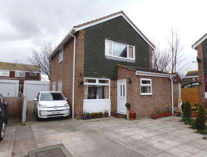 3 Bedrooms Detached House for sale in Derwent Close, Prestatyn, Denbighshire, LL19
