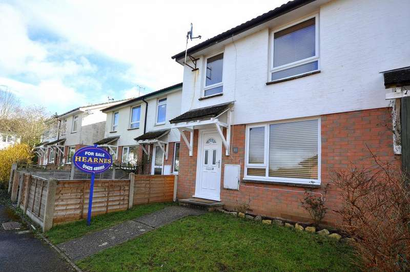 3 Bedrooms Terraced House for sale in The Mount, Ringwood, BH24 1XZ