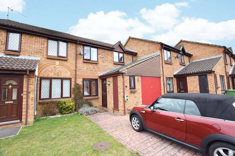 3 Bedrooms Terraced House for sale in Kilmington Close, Bracknell, Berkshire, RG12