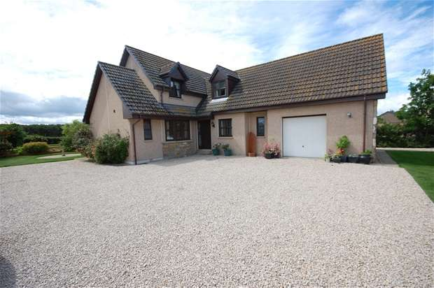 5 Bedrooms Detached House for sale in Easter Buthill, Roseisle, Elgin