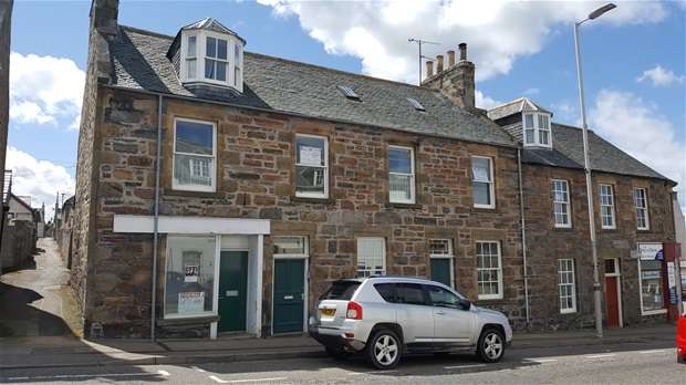 4 Bedrooms Semi Detached House for sale in Seafield Street, Cullen, Buckie