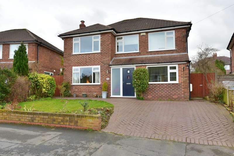4 Bedrooms Detached House for sale in Avondale Avenue, Hazel Grove, Stockport, SK7 4QE