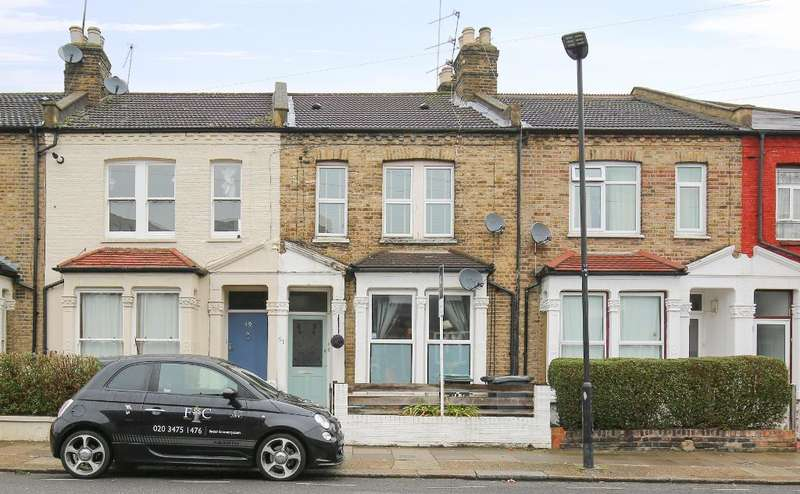 2 Bedrooms Flat for sale in Vale Road, Harringay, London, England, N4 1QA