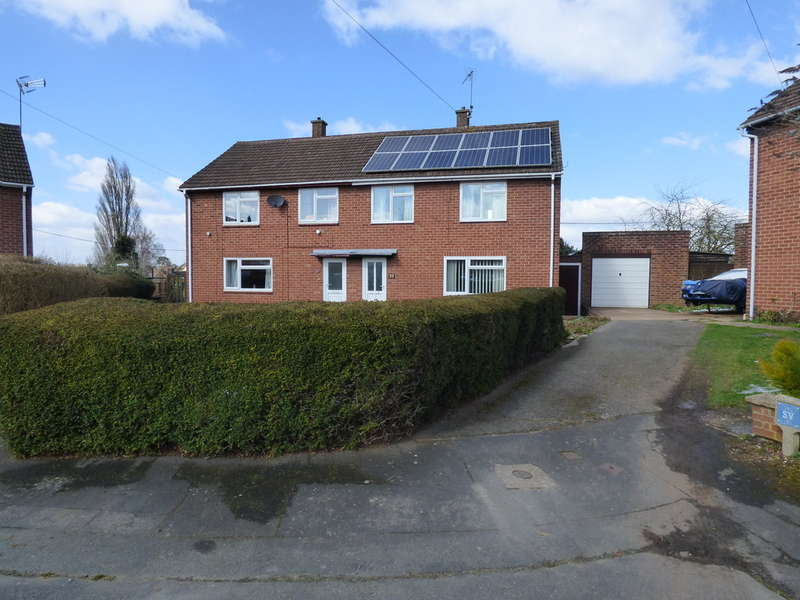 3 Bedrooms Semi Detached House for sale in East Dene, Leamington Spa