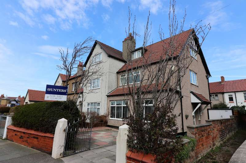 4 Bedrooms End Of Terrace House for sale in Rullerton Road, Wallasey, CH44 5XQ