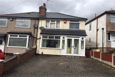 3 Bedrooms House for rent in Neville Road, Erdington