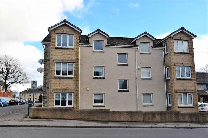 2 Bedrooms Flat for sale in Sunnyside Gate, Motherwell, ML1