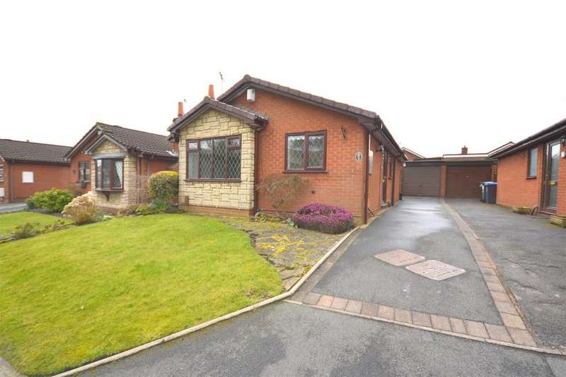 2 Bedrooms Detached Bungalow for sale in The Green, Brown Edge, Stoke-On-Trent