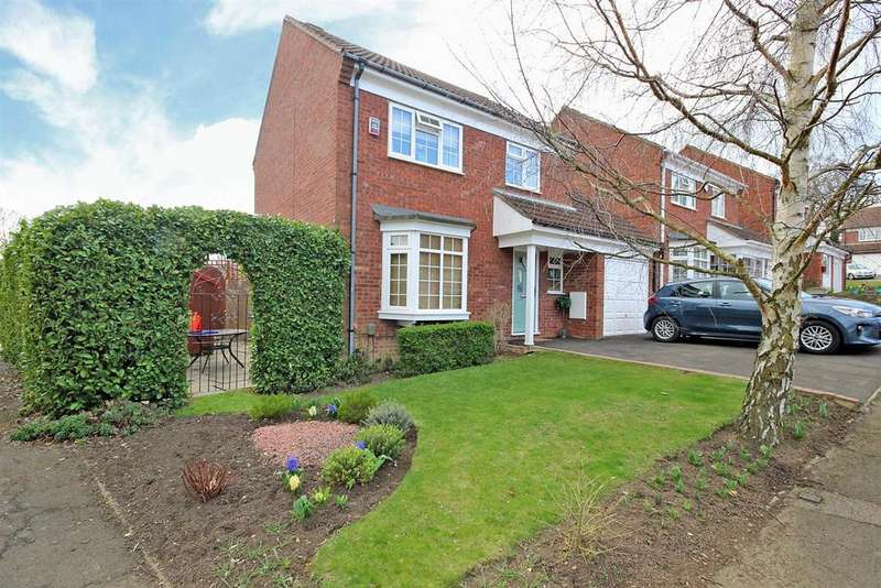 3 Bedrooms Detached House for sale in Kennet Rise, Brickhill