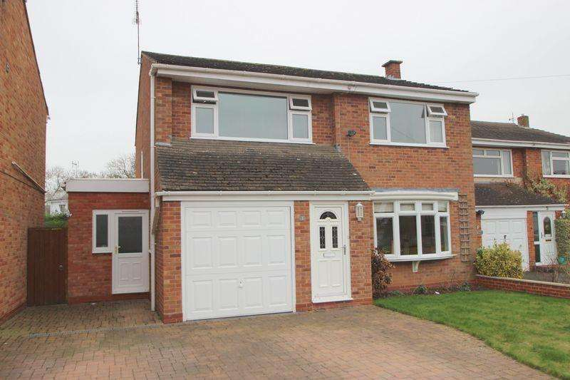 4 Bedrooms Detached House for sale in St Marys Road, Alcester