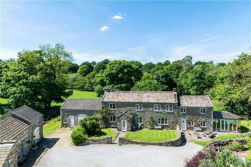 6 Bedrooms Unique Property for sale in Low Ray Carr, Dallowgill, Kirkby Malzeard, Ripon