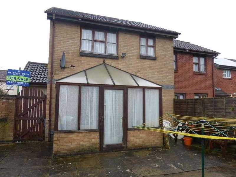 1 Bedroom Semi Detached House for sale in Farmington Close, Abbeymead, Gloucester, GL4