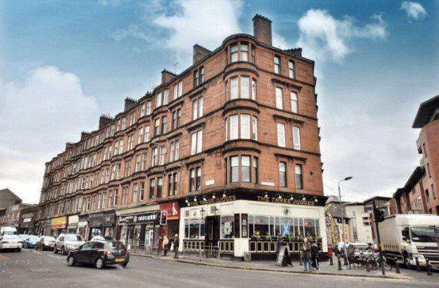 1 Bedroom Flat for sale in Flat 3/3, 7 Partick Bridge Street, Partick, Glasgow, G11