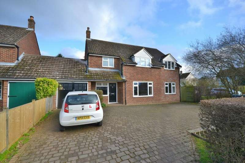 4 Bedrooms Link Detached House for sale in Cole End Lane, Sewards End