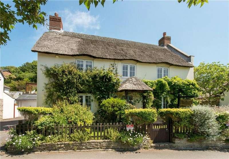 5 Bedrooms Detached House for sale in Main Road, West Lulworth, Wareham, Dorset, BH20