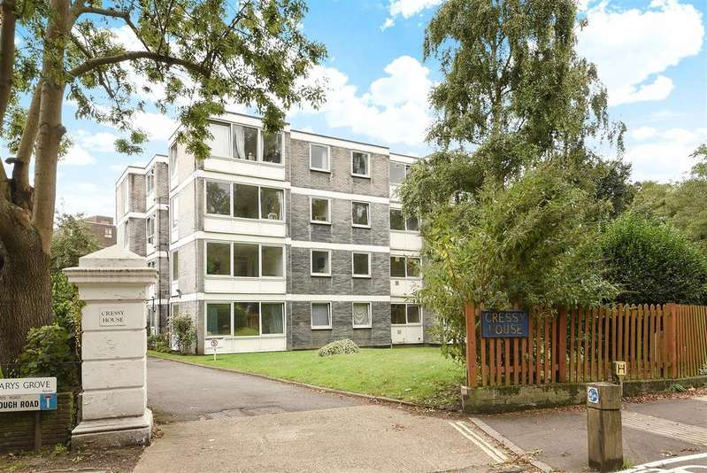 2 Bedrooms Flat for sale in Cressy House, Queens Ride, Barnes