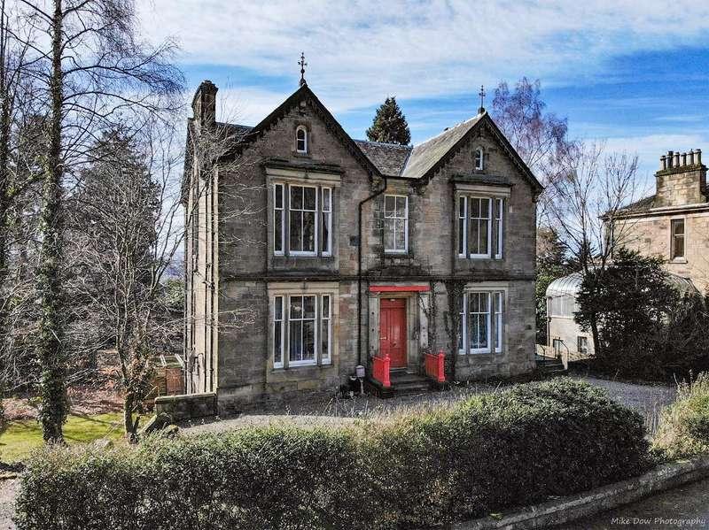 4 Bedrooms Flat for sale in Chalton Road, Bridge of Allan, Stirling, Scotland, FK9 4DX