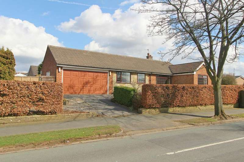 3 Bedrooms Detached Bungalow for sale in POYNTON ( YEW TREE LANE )