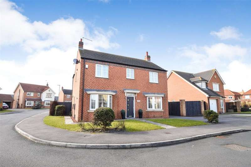 4 Bedrooms Detached House for sale in Craster Point, East Shore Village, Seaham, Co.Durham, SR7