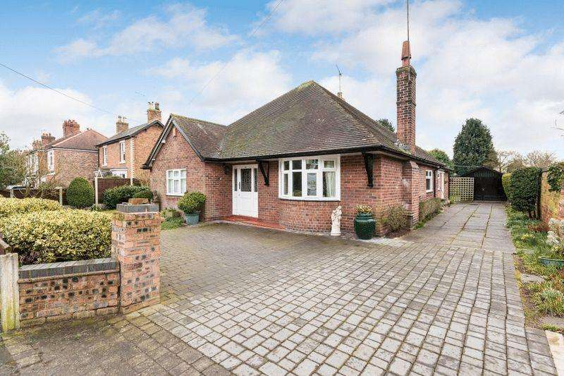 2 Bedrooms Bungalow for sale in Eastern Road, Willaston