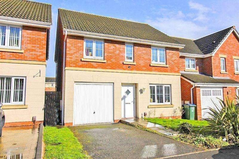 4 Bedrooms Detached House for sale in Melia Drive, Wednesbury