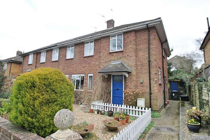4 Bedrooms Semi Detached House for sale in Nimmo Drive, Bushey Heath, Bushey