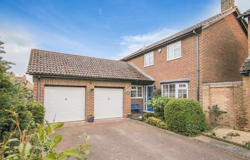 4 Bedrooms Detached House for sale in The Hollies, Shefford, SG17