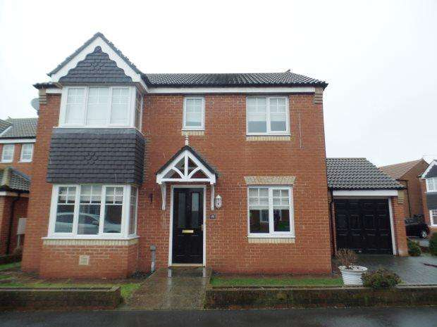 4 Bedrooms Detached House for sale in COTTINGHAM GROVE, THORNLEY, PETERLEE AREA VILLAGES