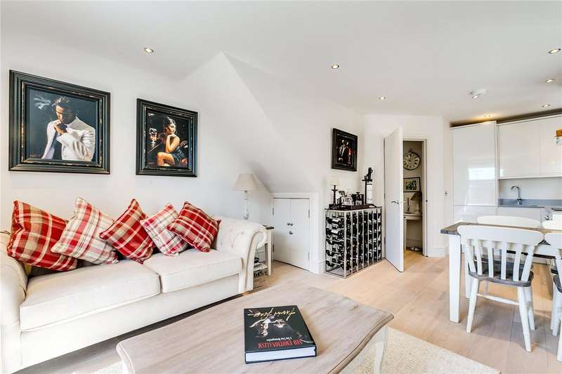 1 Bedroom Flat for sale in New Kings Road, Parsons Green, London