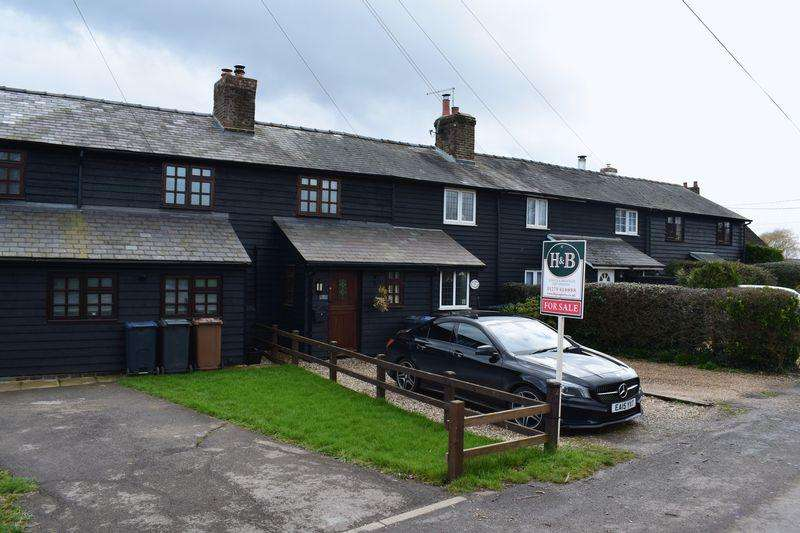 2 Bedrooms Terraced House for sale in Allens Green, Sawbridgeworth