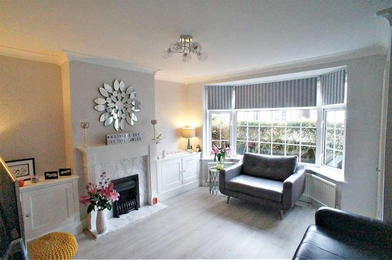 3 Bedrooms End Of Terrace House for sale in Rounton Road, Waltham Abbey