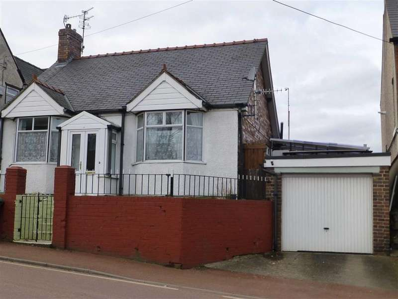 2 Bedrooms Detached Bungalow for sale in Vinegar Hill, Wrexham