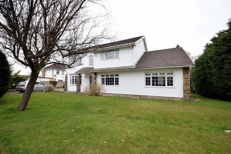 4 Bedrooms Detached House for sale in Baden Court, Bridgend Road, Bryncethin, Bridgend County Borough, CF32 9TN