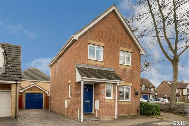 3 Bedrooms Detached House for sale in Butterside Road, Kingsnorth, Ashford