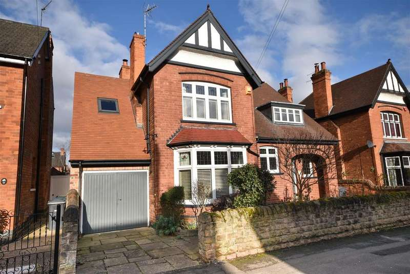 4 Bedrooms Detached House for sale in Devonshire Road, West Bridgford, Nottingham