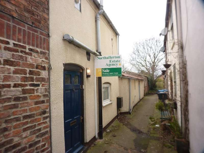 2 Bedrooms Cottage House for sale in Wide Yard, Brompton, Northallerton