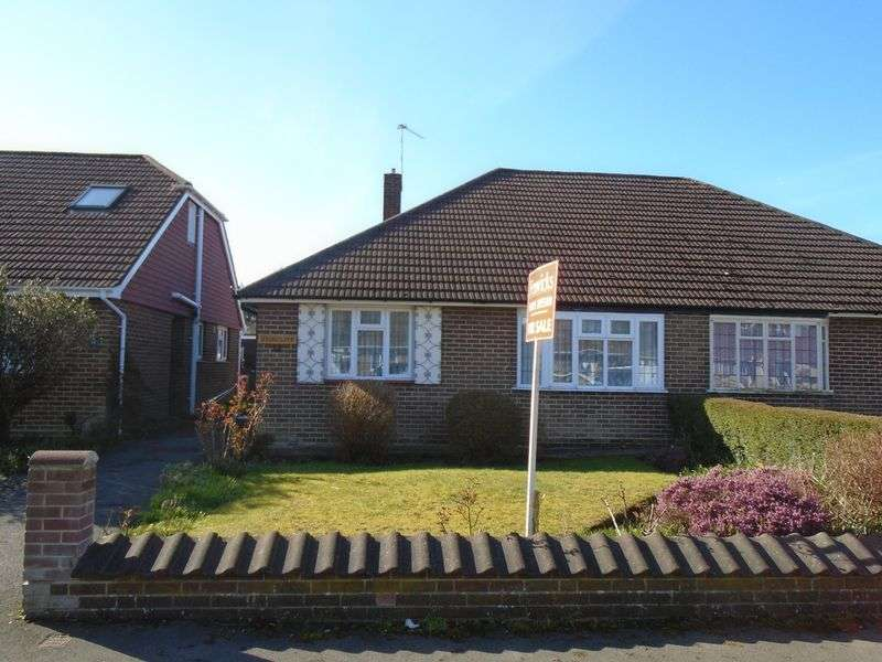 2 Bedrooms Property for sale in Place House Close, Catisfield, Fareham