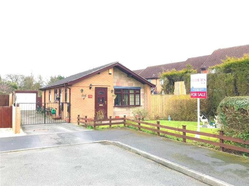 2 Bedrooms Bungalow for sale in Andrew Avenue, Ilkeston