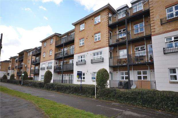 2 Bedrooms Apartment Flat for sale in Ogden Park, Bracknell, Berkshire