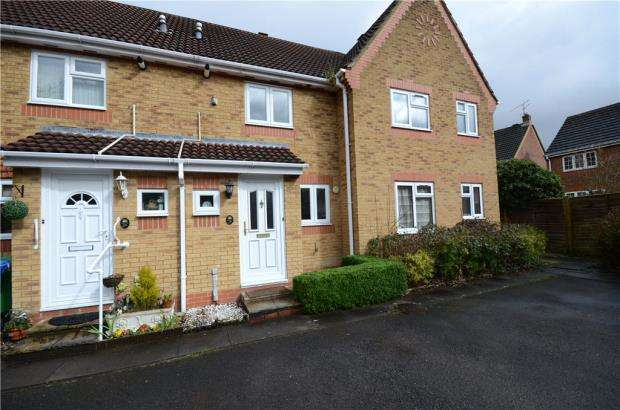 2 Bedrooms Terraced House for sale in The Shrubbery, Farnborough, Hampshire