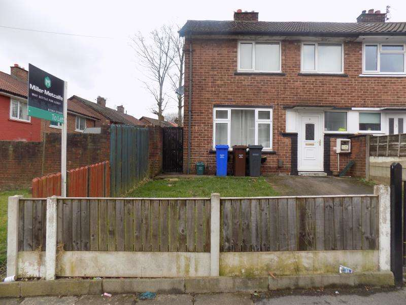 3 Bedrooms Semi Detached House for rent in Briar Hill Avenue