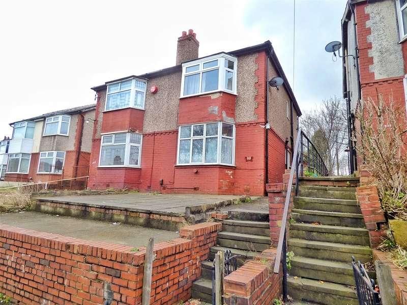 2 Bedrooms Semi Detached House for sale in Alder Street, Huddersfield, West Yorkshire, HD2